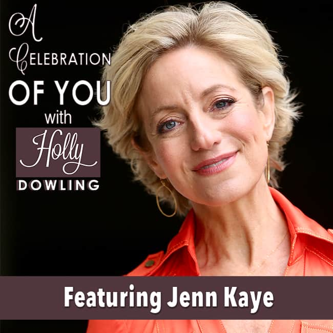 36 Jenn Kaye – The Power of Being Real and Authentic