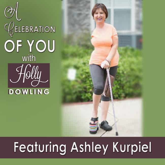 40 Ashley Kurpiel – Making Every Day Count