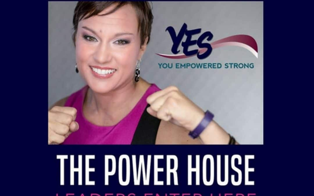 Holly Dowling featured on The Power House Podcast