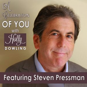 Steven Pressman on A Celebration of You with Holly Dowlinf