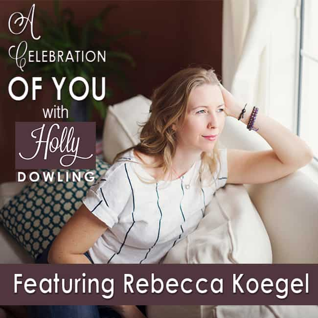 68 Rebecca Koegel – On Being Human
