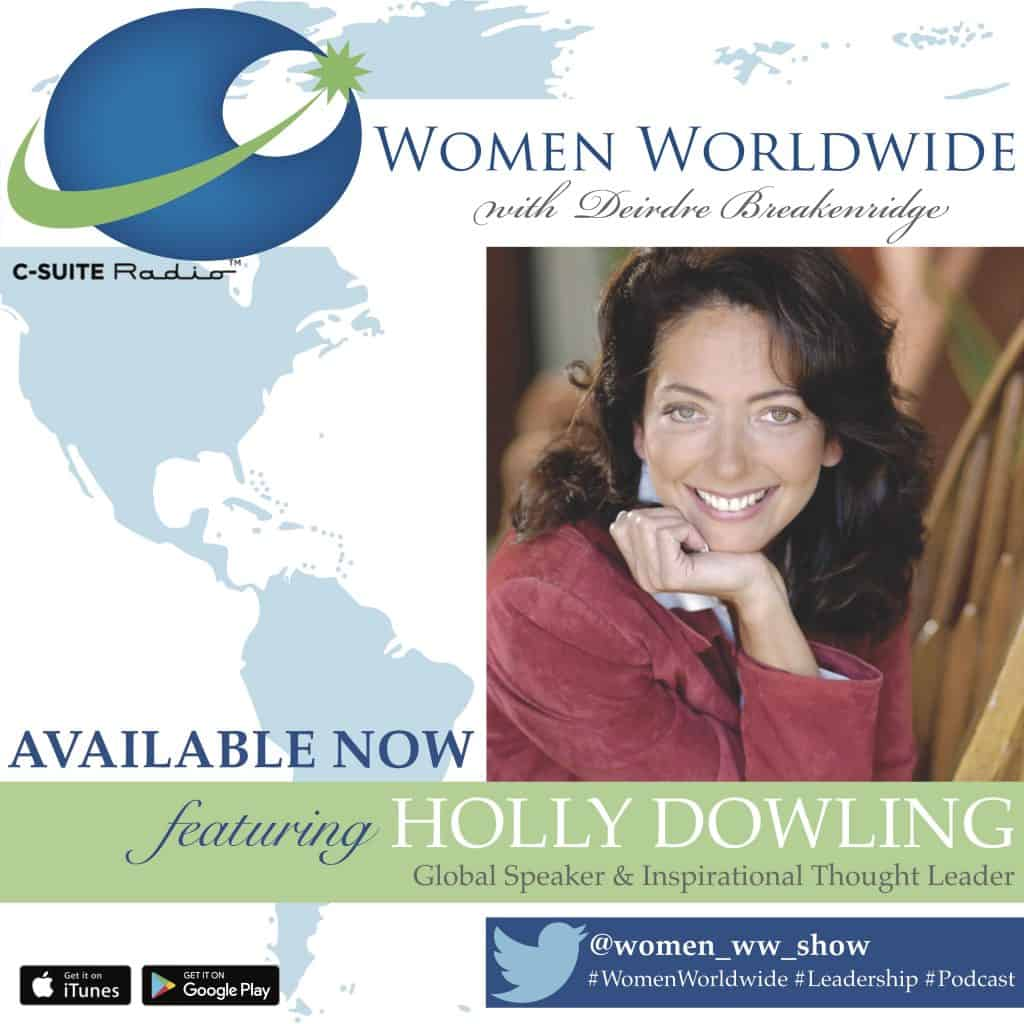 Guest Appearance – Women Worldwide Podcast