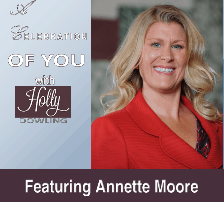 85 Annette Moore – Sometimes The Best Plan Is To Just Let Go