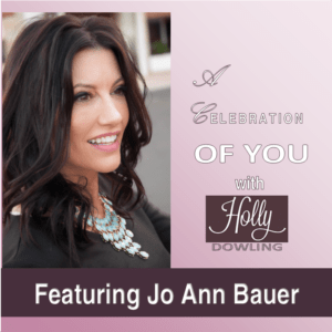 101 Jo Ann Bauer ~ The point of power is the present