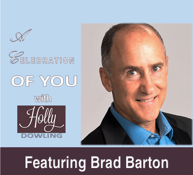 """122 Brad Barton ~ """"We spend our lives mostly good enough at what we are good at."""""""