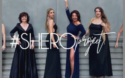 #SHERO Project: Sharing the Real Lives Behind Domestic Abuse
