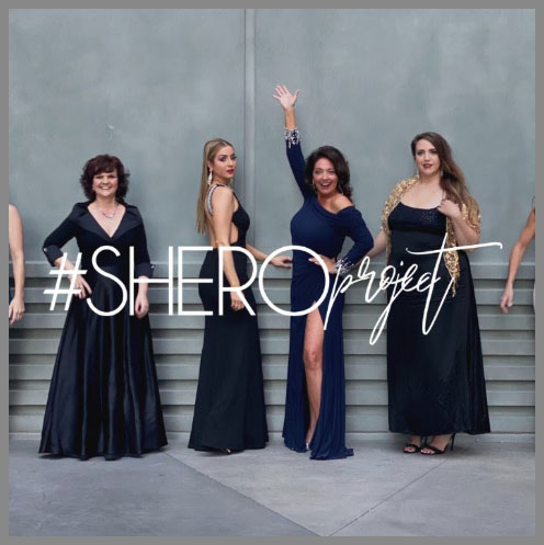 The #SHERO Project Documentary Film Release *updated link*