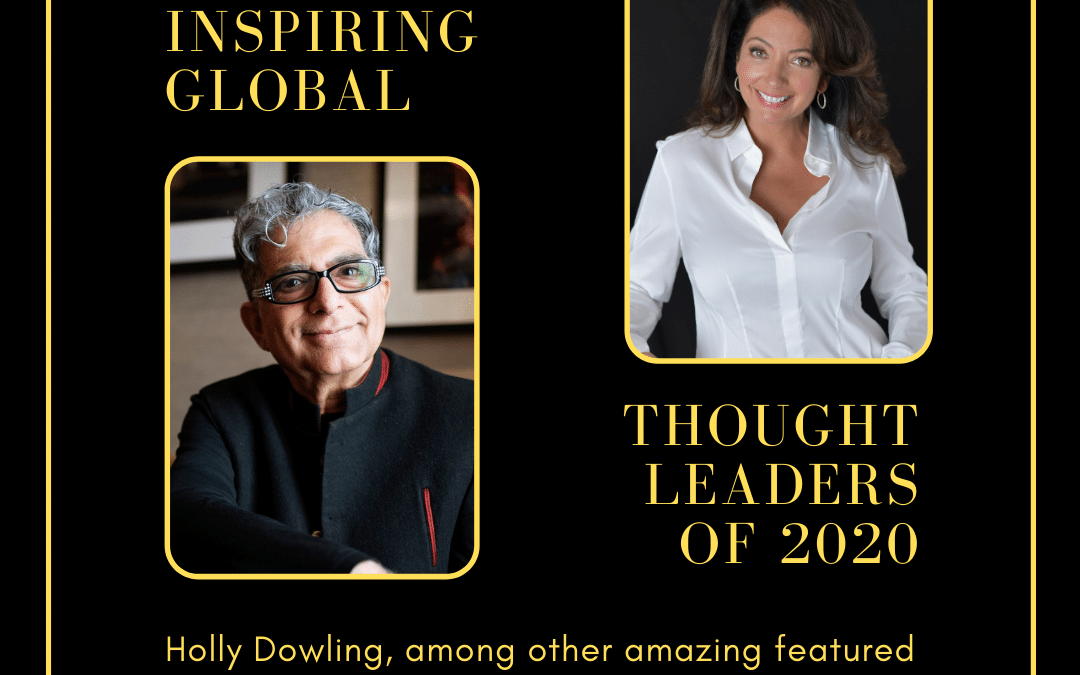 The 10 Most Inspiring Global Thought Leaders of 2020