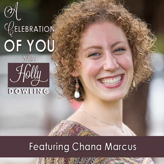 11 Chana Marcus – Listening to Your Inner Voice
